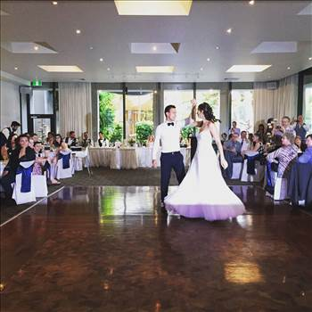 Wedding DJ Melbourne by Mercurydjhire