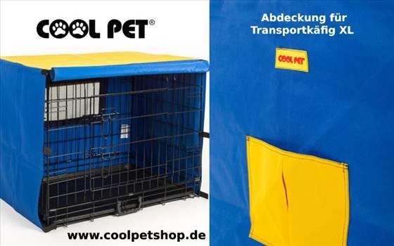 Abdeckung für Transportkäfig XL.jpg by Cool Pet Shop