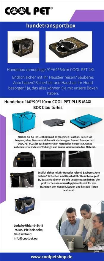 hundetransportbox.jpg by Cool Pet Shop