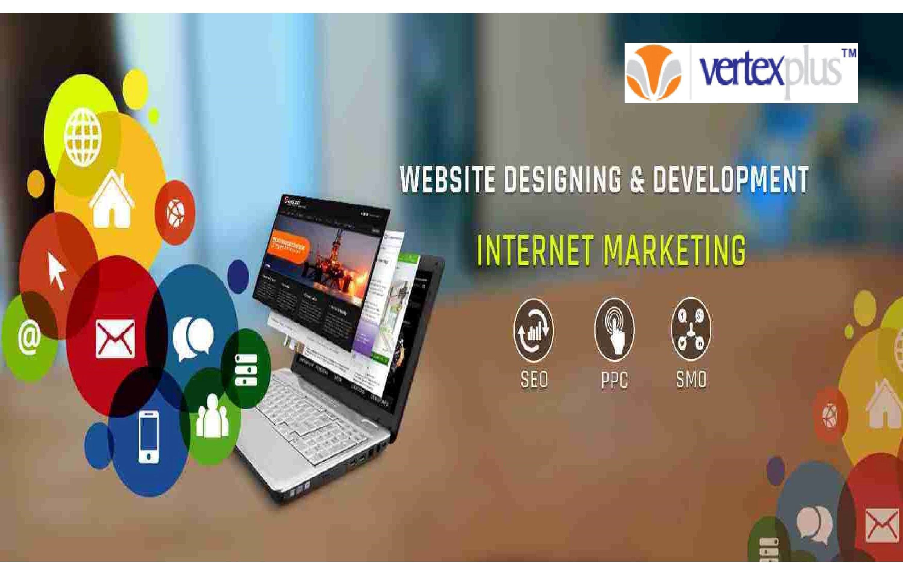 Website Development Company.jpg The wide range of web development solutions offered by Vertexplus includes mainstream web development along with open source technology. More information, you can get http://www.vertexplus.com/website-development.  by vertexplus