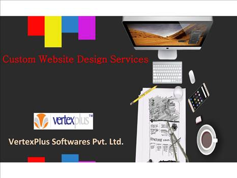 Web Design Company India || VertexPlus Softwares by vertexplus