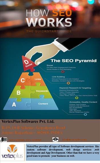 VertexPlus Search Engine Optimization Services by vertexplus