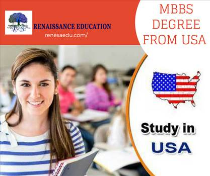 MBBS USA Consultants, Renaissance Education by renaissanceedu