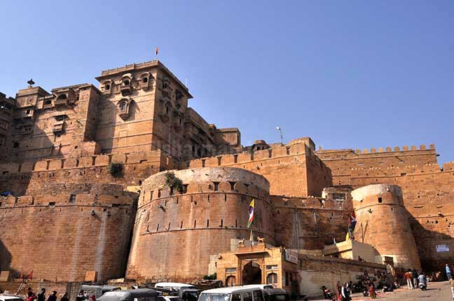 Festivals: Jaisalmer Desert Festival Rajasthan (India) The Beauty of Jaisalmer Fort. by Anil Sharma Photography