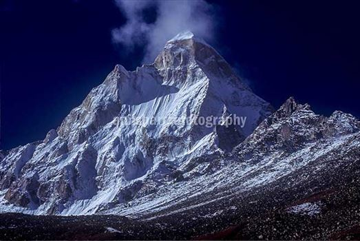 Nature-  Shivling Peak by Anil Sharma Photography