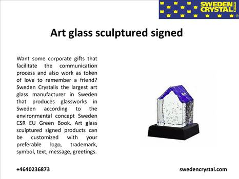 Art glass sculptured signed.gif by Swedencrystal