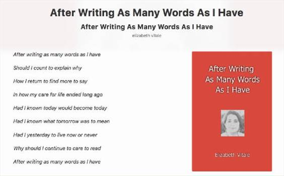 After Writing As Many Words As I Have.jpg by elizabethvitale