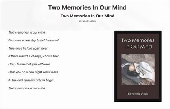 Two Memories In Our Mind.jpg by elizabethvitale