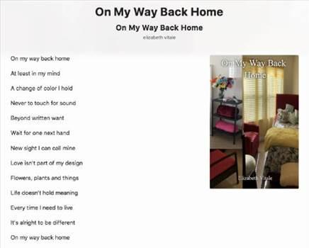 On My Way Back Home.jpg by elizabethvitale
