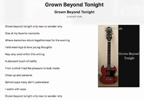 Grown Beyond Tonight.jpg by elizabethvitale