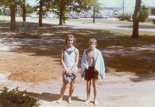 Linda&Tom Shaw AFB Aug 76.jpg by tim15856