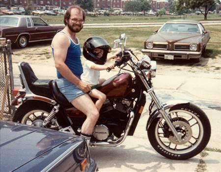 John on motorcycle.jpg by tim15856