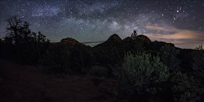 Desert Milky Way.jpg by Joey Onyxone Sandoval
