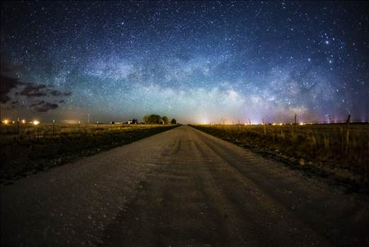 Way Out East N.M. Milky Way.jpg by Joey Onyxone Sandoval