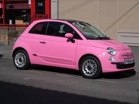 pink fiat.jpg by Bullbasket