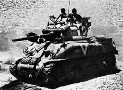 IDF M1 Sherman.jpg by Bullbasket