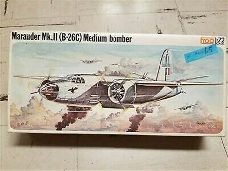 Vintage-Frog-1-72-Martin-Marauder-B-26C.jpg by adey m