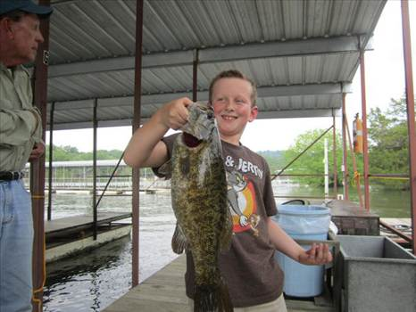 Table Rock Lake Fishing Guide by bancroftclothing