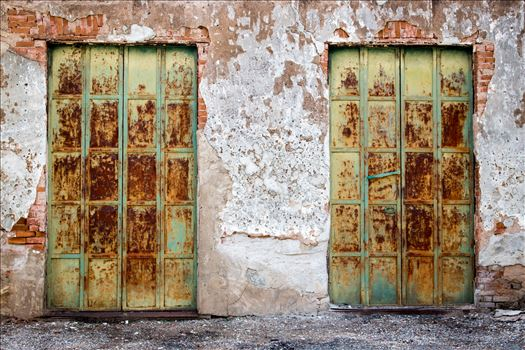 """The Doors of Hornitos"" by Eddie Zamora"