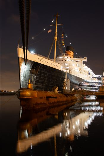 """""""A Trip Across Time, The Queen Mary"""" by Eddie Zamora"""