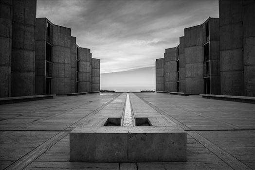 """The Architecture of SALK"" by Eddie Zamora"