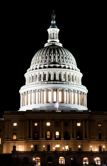 """""""United States Capitol-Color"""" by Eddie Zamora"""