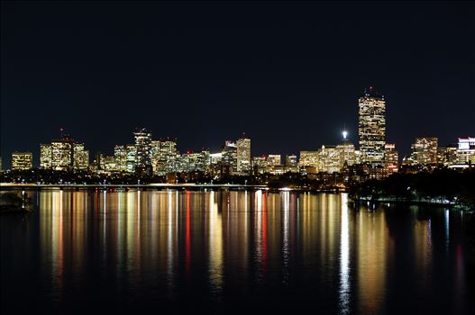 """Boston's Reflection"" by Eddie Caldera Zamora"