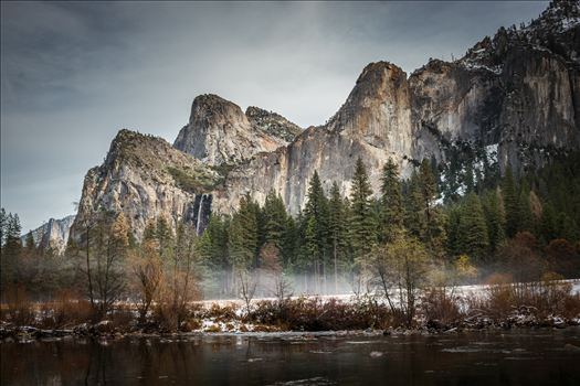 Yosemite by Eddie Zamora