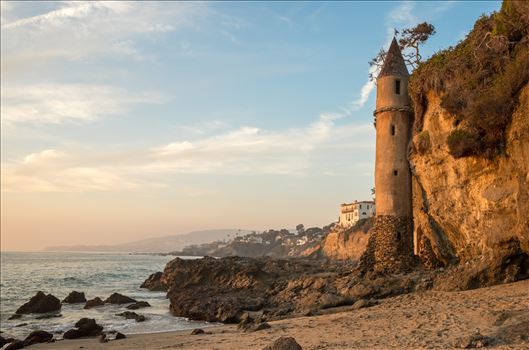 """Pirate Tower of California"" by Eddie Zamora"