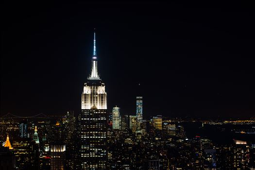 """Top of the Rock"" by Eddie Caldera Zamora"