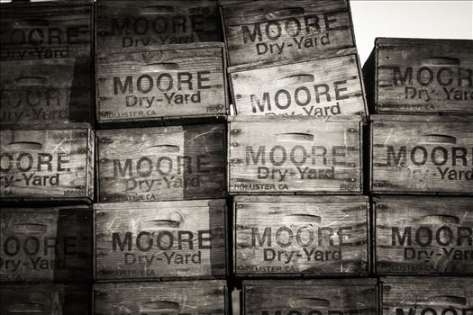 """Vintage Crates"" by Eddie Zamora"