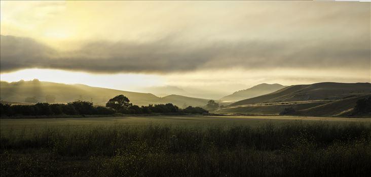 """Cambria Sunrise"" by Eddie Zamora"