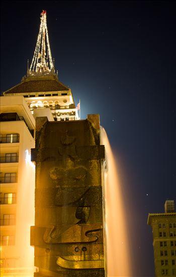 """""""Downtown Illumination"""" by Eddie Zamora"""