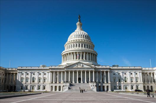 """""""US Capitol Vivid"""" by Eddie Zamora"""