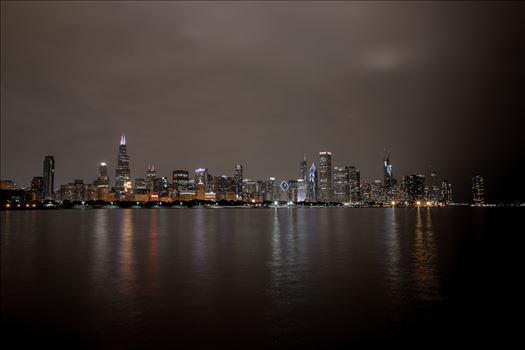 The WIndy City by Eddie Zamora