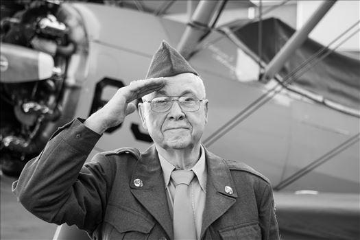 """Korean War Army Veteran"" by Eddie Zamora"