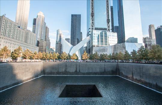 """9/11 Memorial"" by Eddie Caldera Zamora"