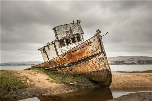 """The Shipwreck of Point Reyes"" by Eddie Zamora"