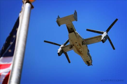 V22 Osprey, Albuquerque, NM by David Verschueren