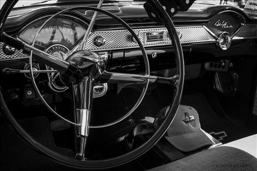 Inside Mike Orr's '55 Chevy by David Verschueren