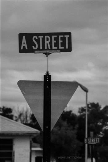 A Street...'Nuf Said by David Verschueren