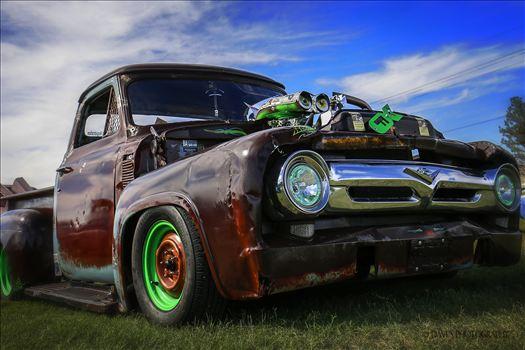 Ratrod Truck by David Verschueren