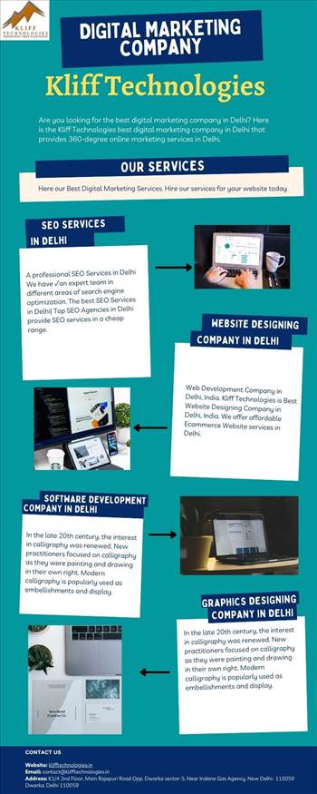 Digital Marketing Company in Delhi.jpg by klifftechnologiesindia